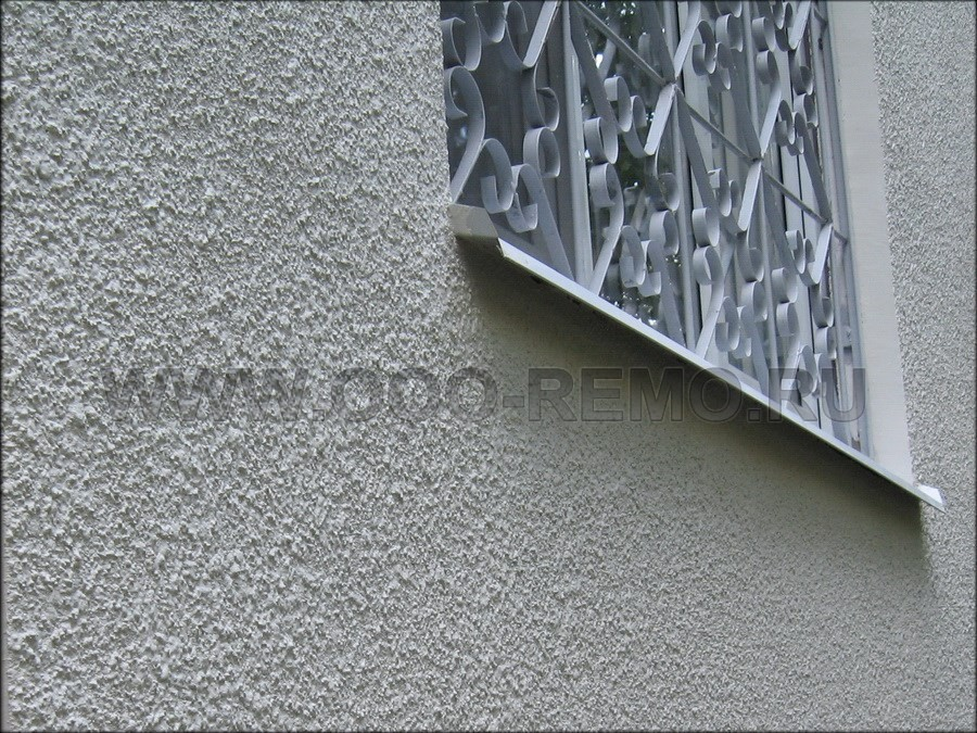 Своими руками сделать шубу на фасад дома