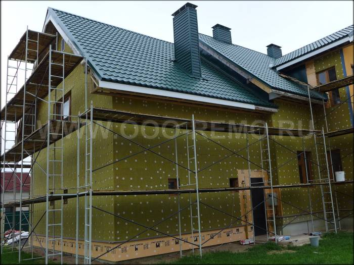 Своими доме руками гидроизоляция деревянном в фото балкона